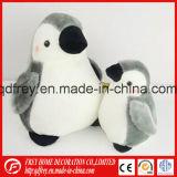 Stuk speelgoed van de Gift van Kerstmis van jonge geitjes het Dierlijke van Zachte Pinguïn