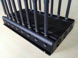 Kanal-mobiler Handy G-/Msignal-Tischplattenhemmer der Leistungs-16