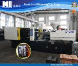 Precio plástico de la máquina del moldeo por insuflación de aire comprimido de la inyección del animal doméstico automático