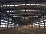 SGS la construcción de la estructura de acero Taller de almacén con grúa