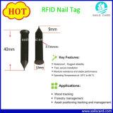 T5577 de 125kHz clave RFID etiqueta para el Control de acceso