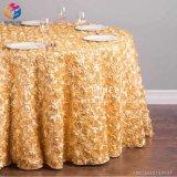 Bekanntmachen Ausdehnungs-des Material gedruckten Tisch-Deckel-Tisch-Tuchs für Hochzeit