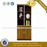 Sala de estar Mobiliário Barstool do assento de couro da base de madeira (HX-8N1650)