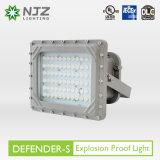 LED-explosionssicheres Licht für Öl und Gas, Raffinierung, Erdölchemikalie und Bergbau, UL, Dlc