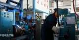 De Machine van het Lassen van de Ring van de bodem voor de Vervaardiging van de Cilinder van LPG