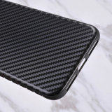 Realer Kohlenstoff-Kasten für iPhone X Fall-Kohlenstoff, für iPhone X Kohlenstoff-Faser für Fall des Huawei Gehilfen-10