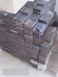 HRC50-70 barata fina chapa de acero de alta dureza del Pad Printer
