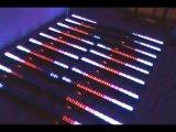 Wand-Unterlegscheibe Kapitel 320PCS 16 RGB-LED