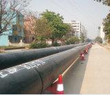 Größe-Durchmesser HDPE Rohr für Wasser-System