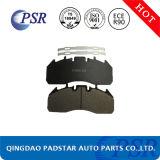 Fabricante chinês Wva29174 peças do veículo para a Mercedes-Benz pastilhas de travões de disco