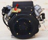 Motore diesel V-Gemellare 18HP del doppio cilindro