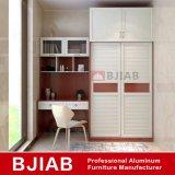Carvalho branco personalizadas Metal moderno mobiliário doméstico guarda-roupa de alumínio