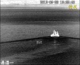 camera van de Thermische Weergave van 16km de Infrarode met Pantilt