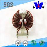 Inducteur toroïdal de boucle de faisceau de ferrite de qualité avec RoHS