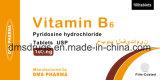 La pyridoxine de médecine de Westren marque sur tablette les tablettes de vitamine B6 Westren Pharma pour l'être humain