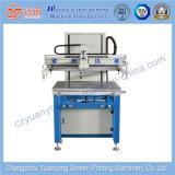 Mini máquina de impressão da tela lisa