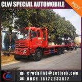 판매를 위한 수송을%s 6*4 중국 Dongfeng 평상형 트레일러 트럭