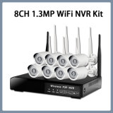 8CH 960p Kit de seguridad CCTV cámara IP inalámbrica sistema NVR