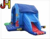 Castelo inflável do castelo inflável das crianças combinado
