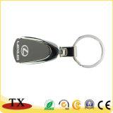 新しいデザイン車のロゴのカスタム金属Keychain