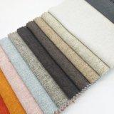 Tela tecida equipando do sofá do descanso da folha de base de matéria têxtil da HOME de Upholstery do poliéster