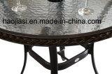 Tabela de alumínio HS6080bdt ao ar livre/do jardim/Patio/Rattan&