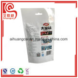 Do petisco composto plástico do malote da folha de alumínio do tipo saco de empacotamento personalizado