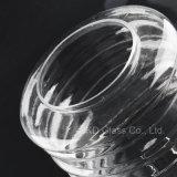 Tonalità di lampada di vetro saltata cilindro ultra chiaro I068