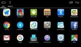 Ultimo sistema di esercizio del Android 6.0 per Renault Sandero Logan Dacia con il collegamento dello specchio del iPod di 3G TV