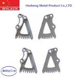 La fundición de acero inoxidable de mecanizado CNC de piezas para maquinaria alimentaria
