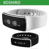 Braccialetto dell'inseguitore di forma fisica di attività di Bluetooth
