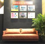 2mの長さのTechnologの布はソファーベッドを設計した
