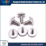 OEM 304/316/410の銀によってめっきされるステンレス鋼のセルフ・タッピングねじ