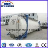 20ft 35/36cbm tanque contenedor ISO para el transporte de líquidos