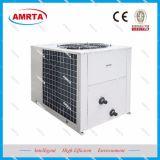 공기에 의하여 냉각되는 일폭 냉각장치 및 열 펌프