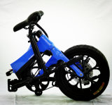 Moteur de 250 W Smart vélo pliant avec 4 modèles de vitesse