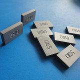 Il carburo del fornitore della Cina inserisce Ss10 per gli utensili per il taglio di pietra