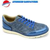 Neue neigende beiläufige Schuhe für Männer mit PU