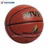 Une bonne préhension Ballon de basket-ball de l'exercice de conception personnalisée