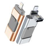 [Kingmaster] (fábrica) Stick USB de Apple iPhone|Memorie Pen Drive|unidad Flash USB