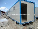 Casa del contenitore, casa prefabbricata portatile del contenitore, casa prefabbricata del contenitore della camera da letto di I,