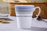 Taza de café de cerámica al por mayor del recuerdo 12oz