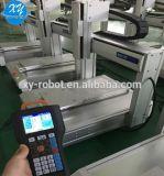 4-as de Hoge Machine van de Desktop van het Type van Nauwkeurigheid Roterende Robotachtige Solderende
