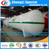 Clw50mt LPGの貯蔵タンクの高圧プロパンの容器100cbm 100m3 LPGタンクプロパン・ボンベのガスタンクの圧力容器の液体ガスタンクLPGのガスタンクのガスタンクの工場