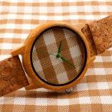Logotipo personalizadoreloj de pulsera de madera de alta gama