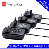 Merryking AC DC Power Supply 5V 4A UK 3 Pin Plug