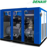 Machine rotatoire de compresseur d'air de vis d'inverseur industriel de VSD pour la construction