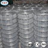 Rete metallica saldata maglia quadrata galvanizzata