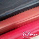 Tessuto del raso di stirata del poliestere per allineare degli indumenti