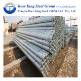 Produtos de aço galvanizado de aço carbono sem costura Tubo Gi